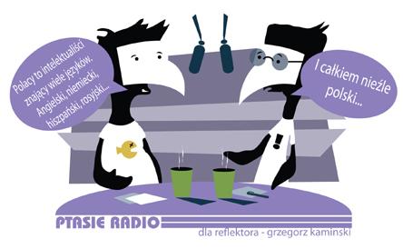 Ptasie Radio – odcinek 04 //. Języki obce