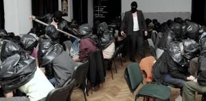 4 Fourmy Terroryzmu pokaz na 13-lecie Akademii Filmowej w Zwierzyńcu. Fot. Lesław Skwarski