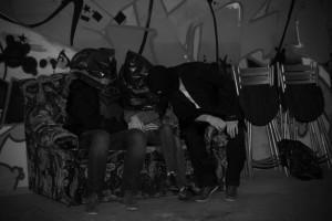 4 fourmy Terroryzmu pokaz w UndergroundPub. Fot. Paweł Bazylewicz