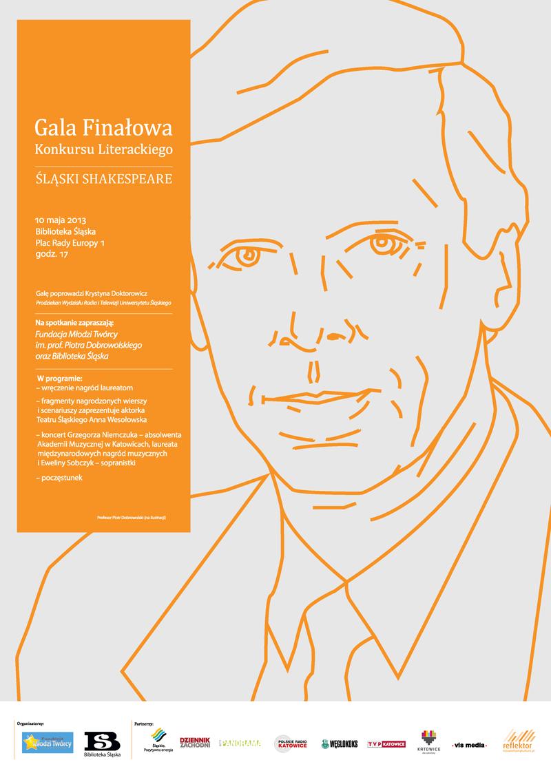 Plakat Fundacja A3