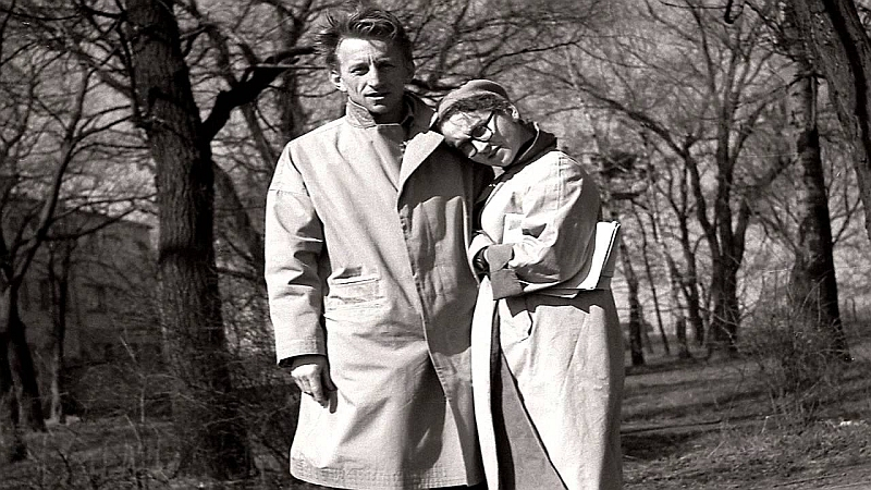 Oskar i Zofia Hansenowie