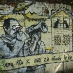 Marcel Szary, mural Rozbrat - Poznań, fot. R. Jakubowicz
