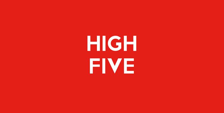 high five_polecane