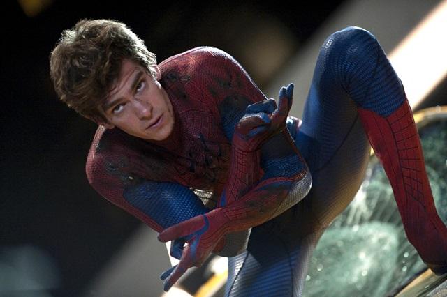 niesamowity spiderman materiały prasowe