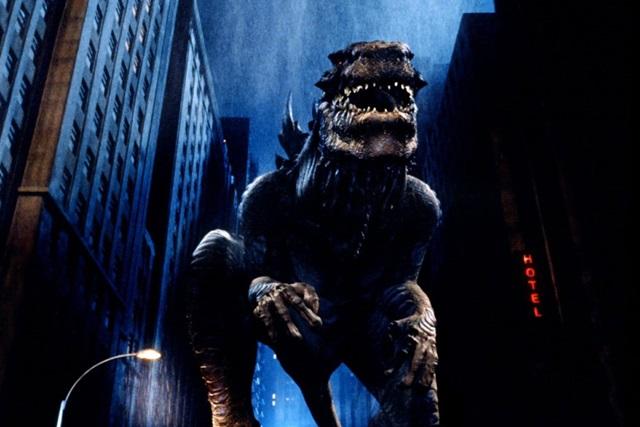 Godzilla materiały prasowe