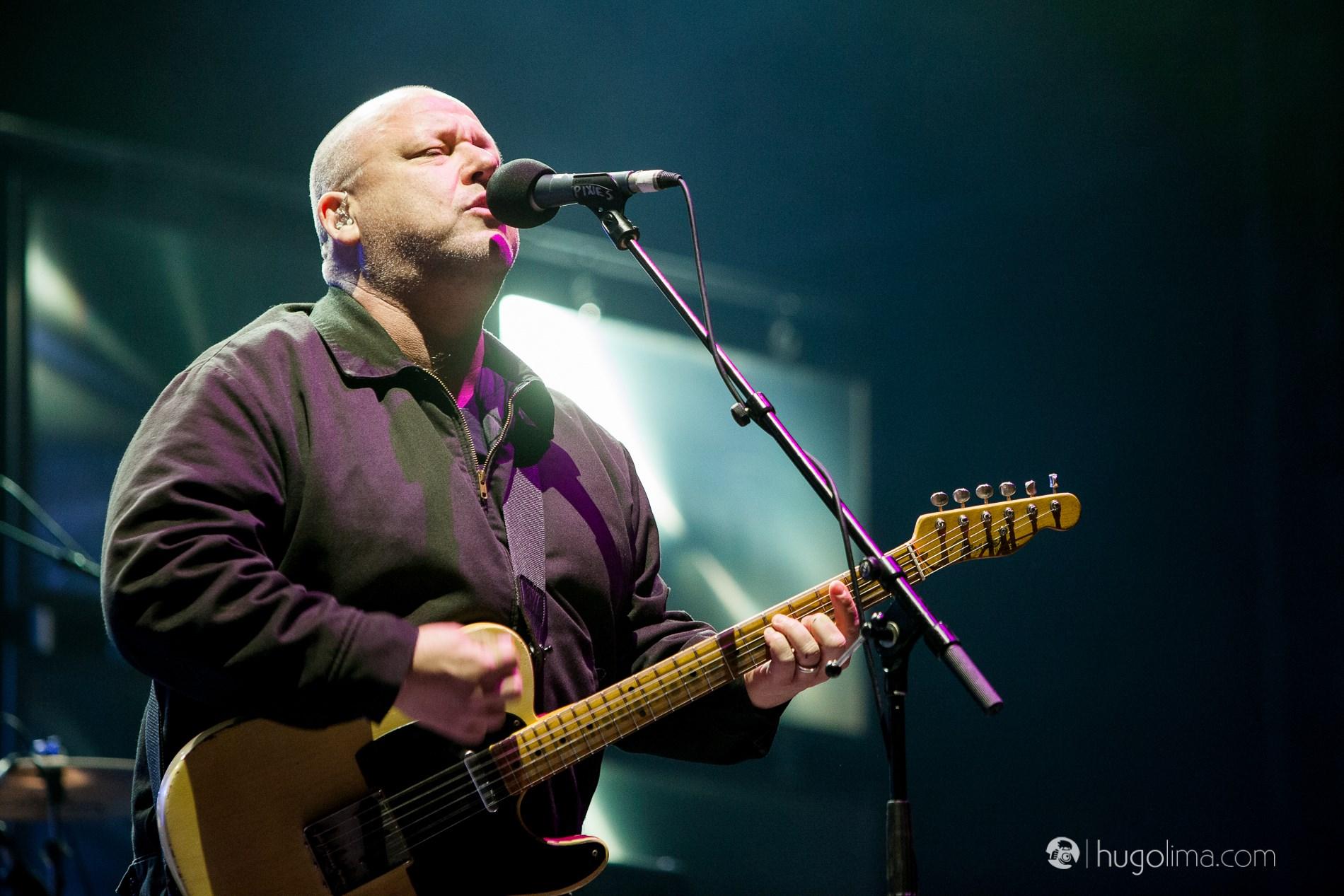 Pixies | NOS PRIMAVERA SOUND 2014, fot. Hugo Lima