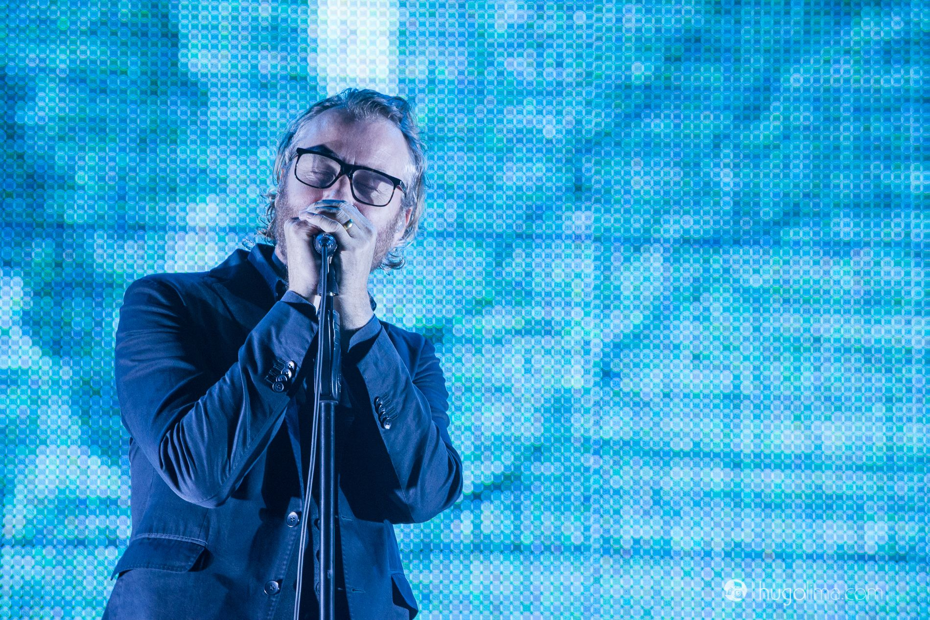 The National | NOS PRIMAVERA SOUND 2014, fot. Hugo Lima