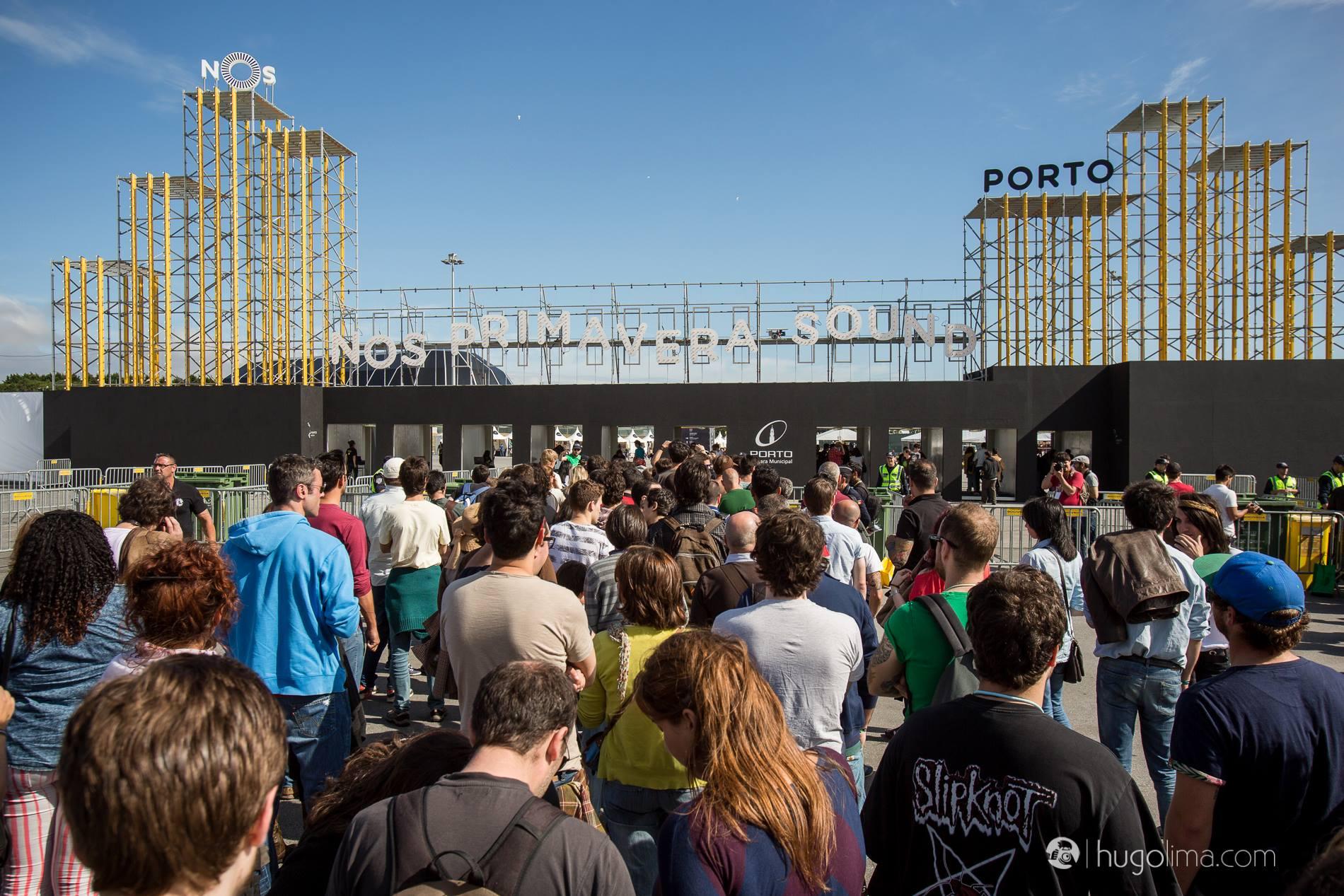 NOS PRIMAVERA SOUND 2014, fot. Hugo Lima