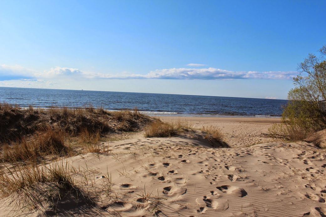 Plaża czy teatr ? Oto jest pytanie ! fot. Izabela Nogawica