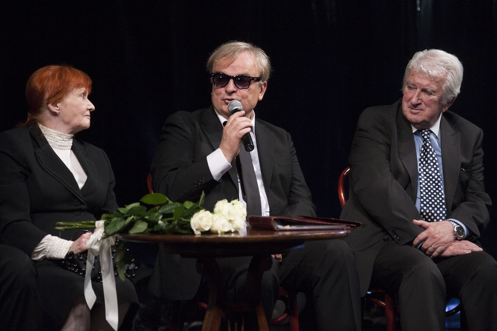 Spotkanie po premierze spektaklu, fot. Krzysztof Lisiak