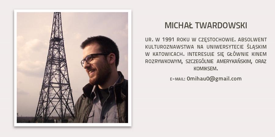 Michał Twardowski BIO