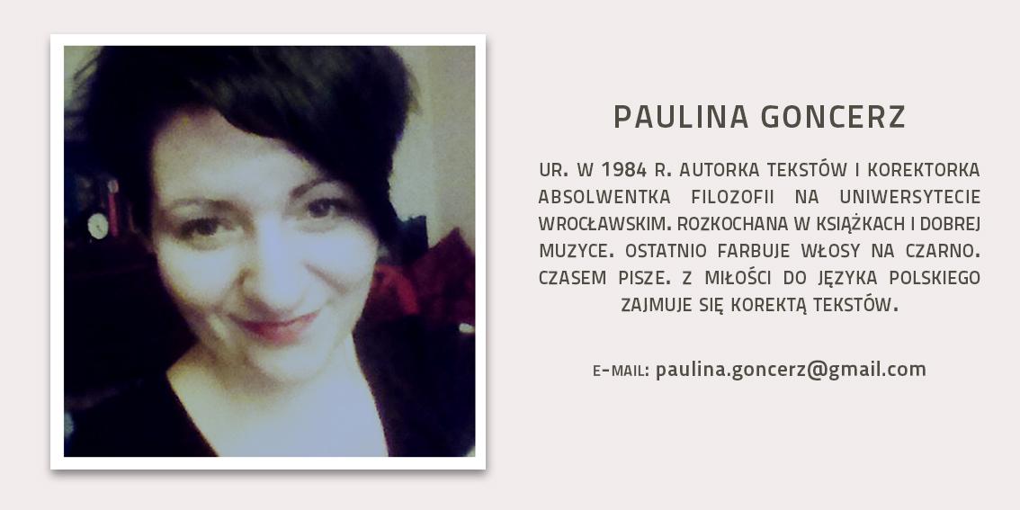 Paulina Goncerz