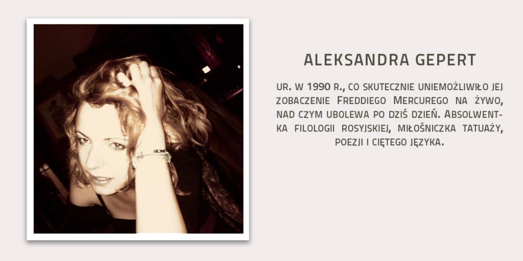Aleksandra Gepert