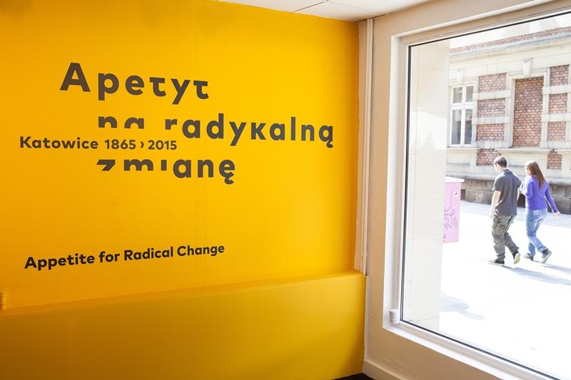 wystawa Apetyt na radykalną zmianę 8