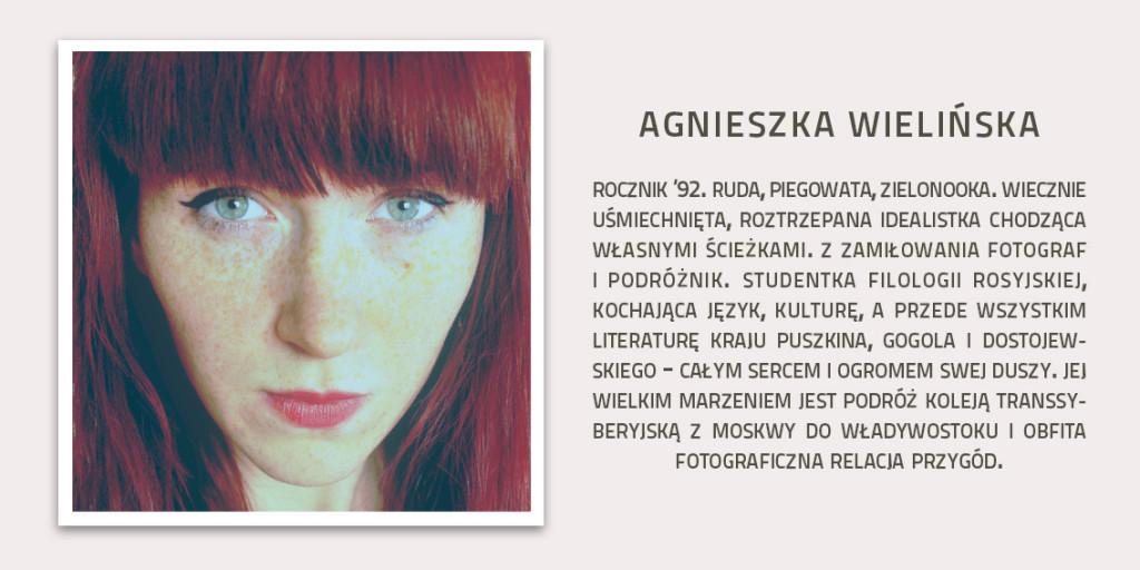 Agnieszka wielińskatekst