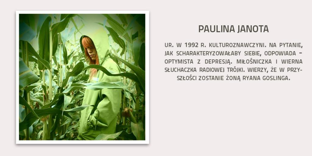Paulina Janota