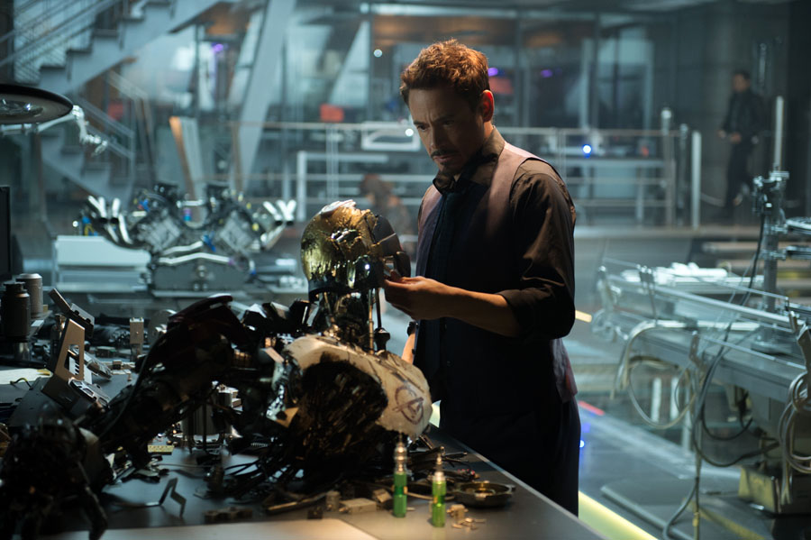 The Avengers. Czas ultrona materiały prasowe4