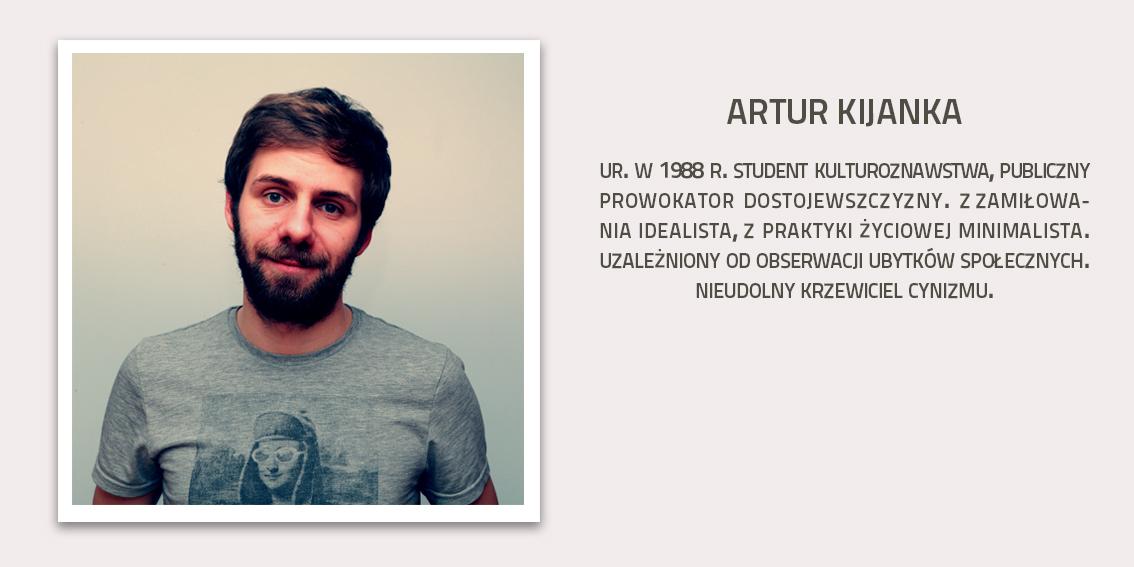 Artur kijankatekst
