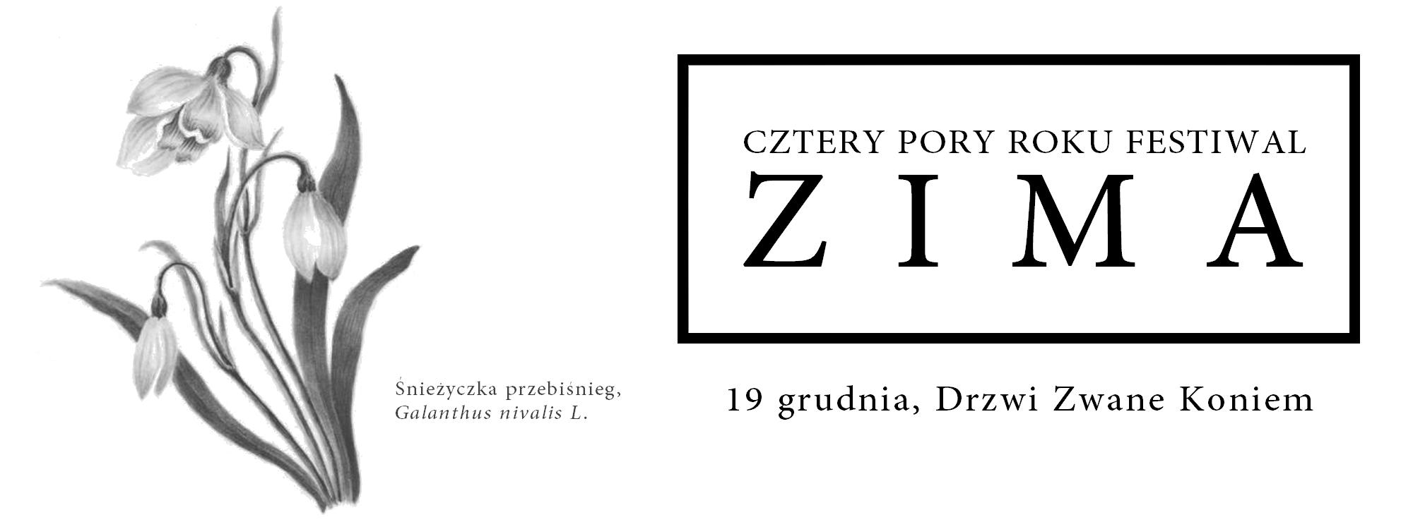 Cztery Pory Roku Festiwal: ZIMA 2015