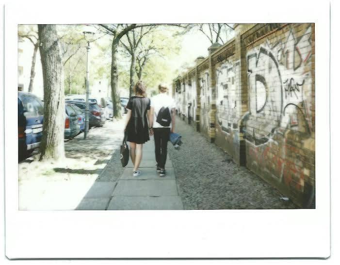 Z poważaniem z Berlina (fot. Kasia Sierka)