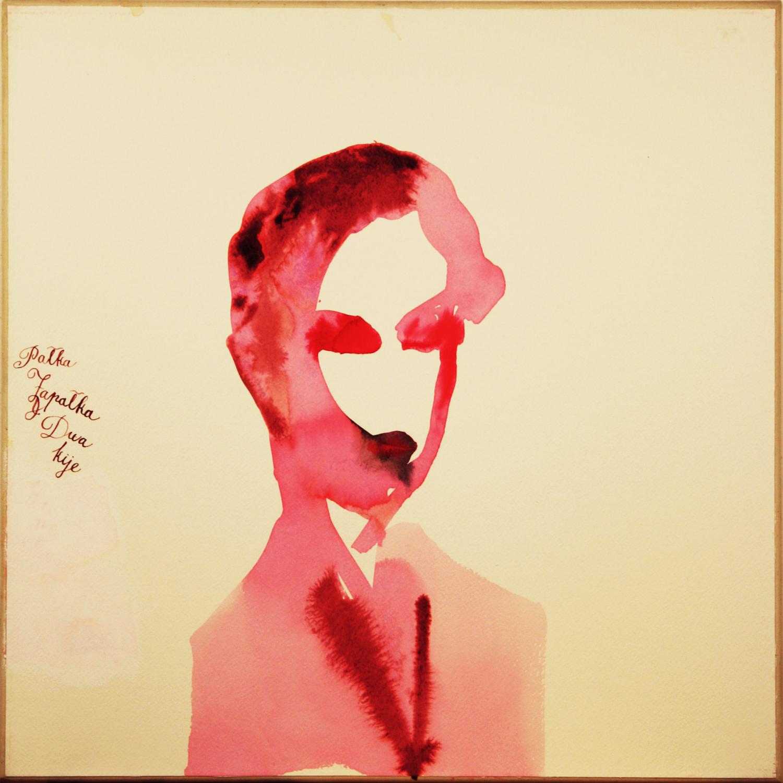 maciej-oleksy-palka-zapalka-dwa-kije-atrament-tusz-papier-naklejony-na-papierze-50-x-50-cm-2013