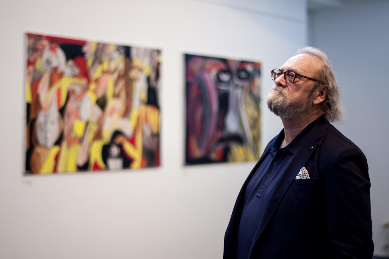 Relacja z wystawy Wojciecha TUT Chechlińskiego