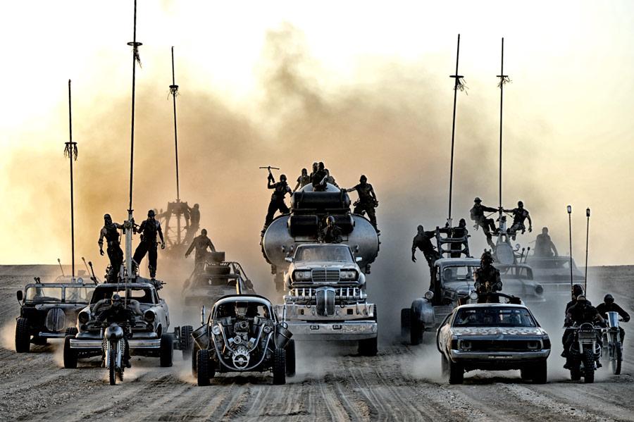 """""""Mad Max"""", fot. materiały prasowe"""