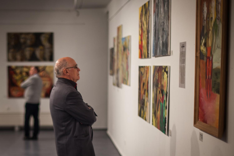 Relacja z wystawy Kalejdoskop Wojciech Tut Chechlinski