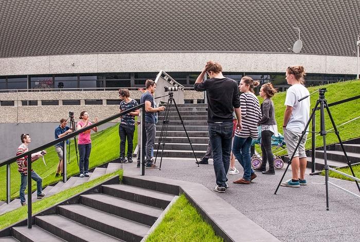 Zeszłoroczna edycja 48HFP w Katowicach, fot. Natalia Kaniak