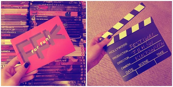 Festiwal Filmów Kultowych baner