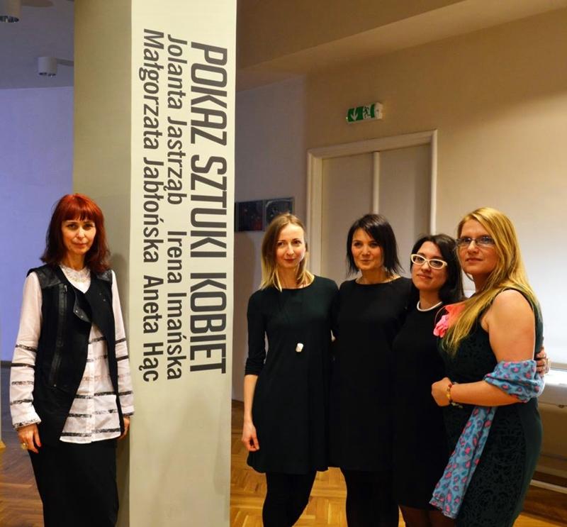 Pokaz Sztuki Kobiet