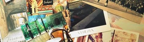 Pozdrowienia z... Paryża. Pocztówki ze sztuką w tle