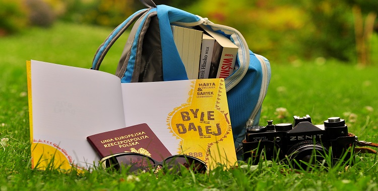 Książka do plecaka #3: Dzień dobry. Śniadania z Małgosią Mintą