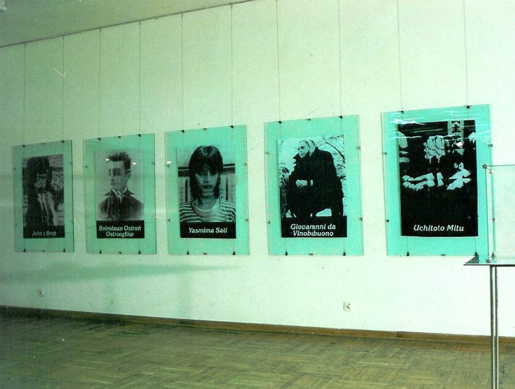 I Międzynarodowy Festiwal Metawerystyczny odbył się w 199 roku, fot. dzieki uprzejmosci Marleny Niestrój