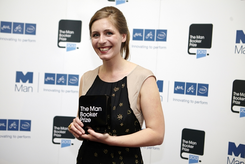 Eleanor-Catton, winner of the 2013 Man Booker Prize, fot. Janie Aire
