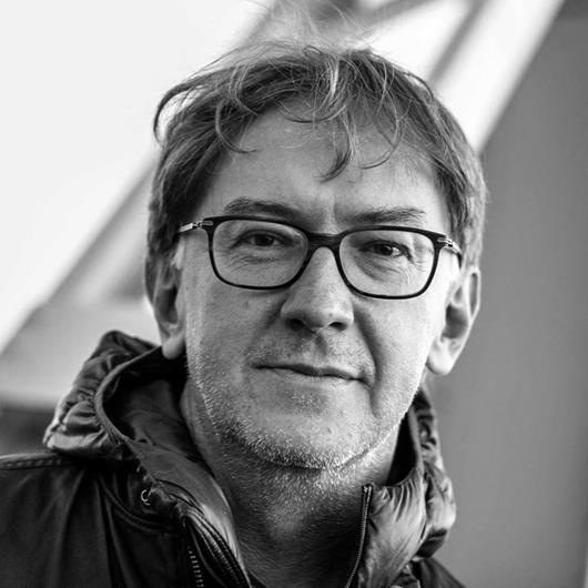 Roman Pawłowski - kurator sekcji Młode Interpretacje, fot. Anna Tomczyńska