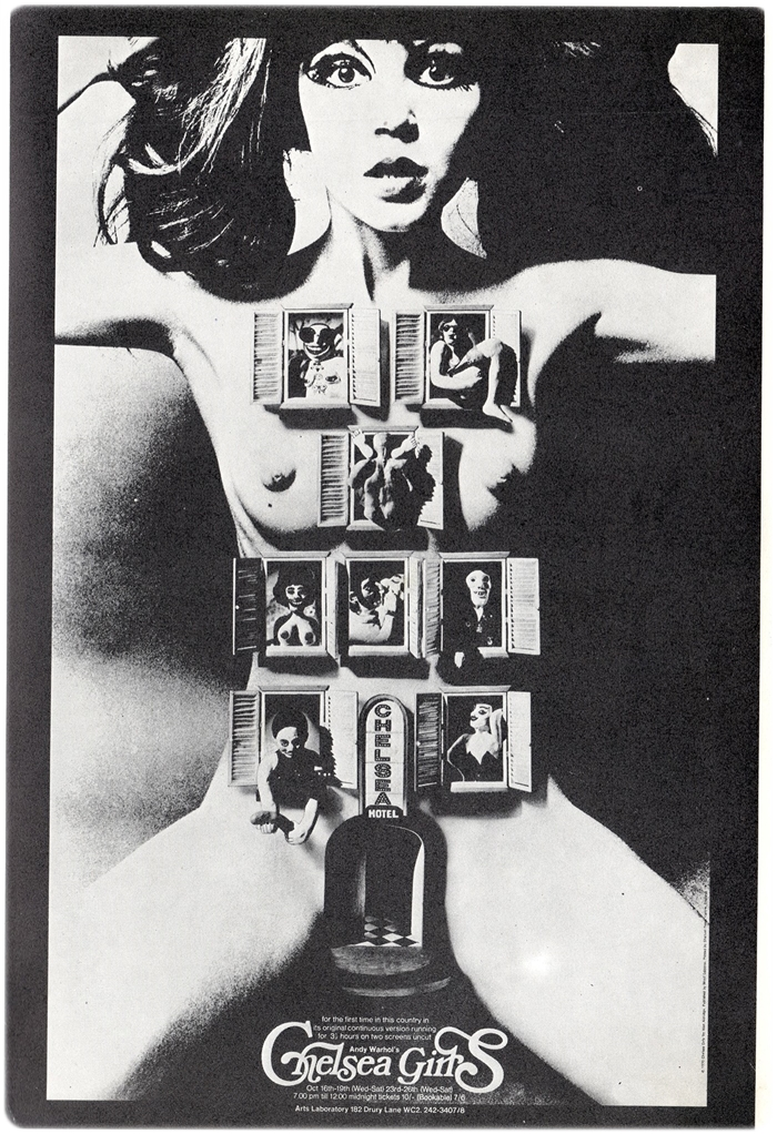 Andy Warhol_Chelsea Girls