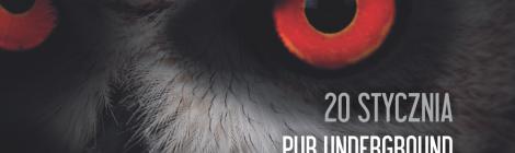 STRZYGA TOUR — koncert zespołu Percival Schuttenbach  20.01 Tychy
