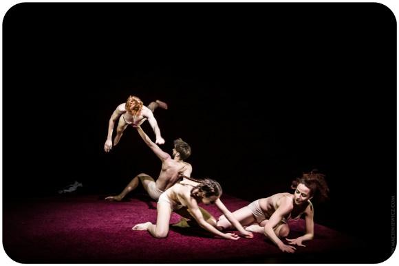 """Glamour"", choreografia Eryk Makohon"