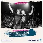 Pendulum SnowFest