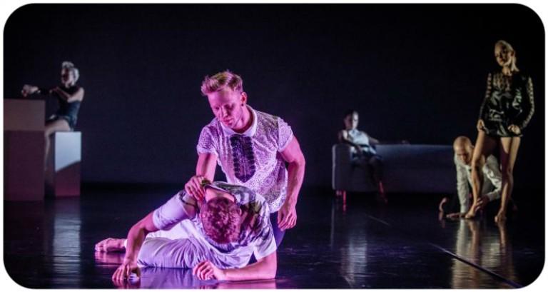 """""""Percepcja"""", choreografia Uli Bernat-Jałochy"""