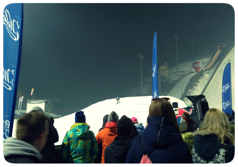 SnowFest to nie tylko święto muzyki, to także przyjemność dla fanów sportów zimowych