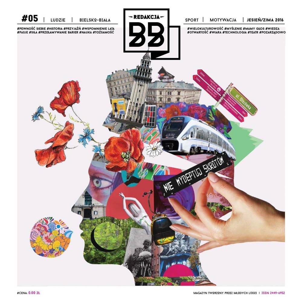Okładka magazynu #5 redakcjaBB