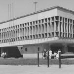 2.Pawilon Klubu Górniczego w Tychach, lata 60. Fot. Zygmunt Kubski, zbiory Muzeum Miejskiego w Tychach