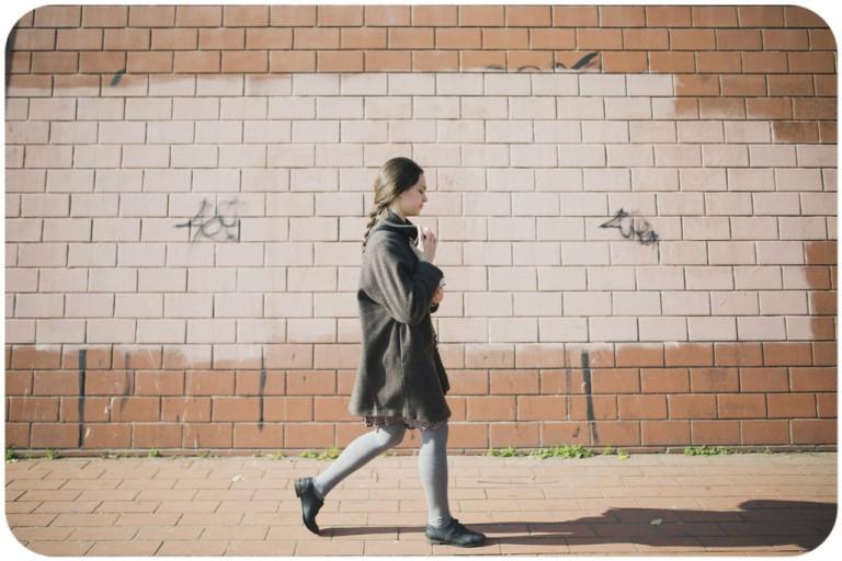 """""""The Worldly girl"""". fot. materiały prasowe"""