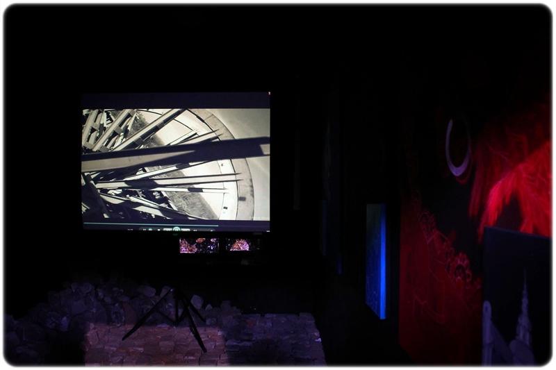 Galeria Szyb Wilson - projekcja filmów Marka Stańćzyka