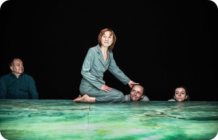"""""""Wszystko zmyślone"""", reż. Anna Karasińska, fot. Magda Hueckel"""