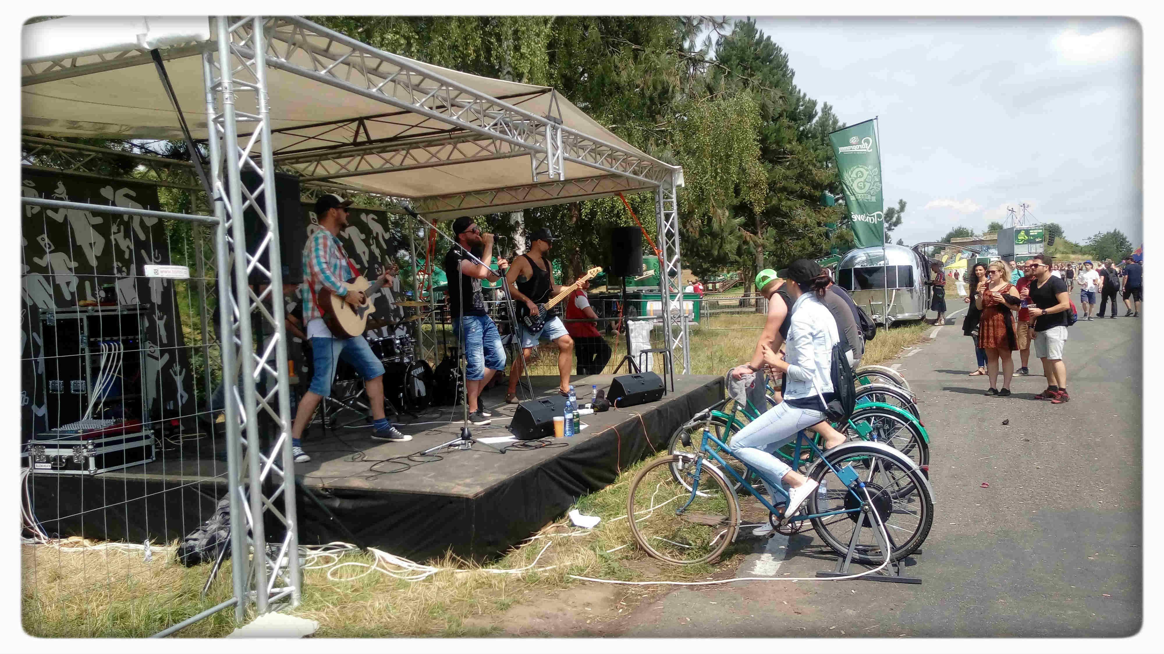 Cyclo Stage, fot. Sylwia Chrapek