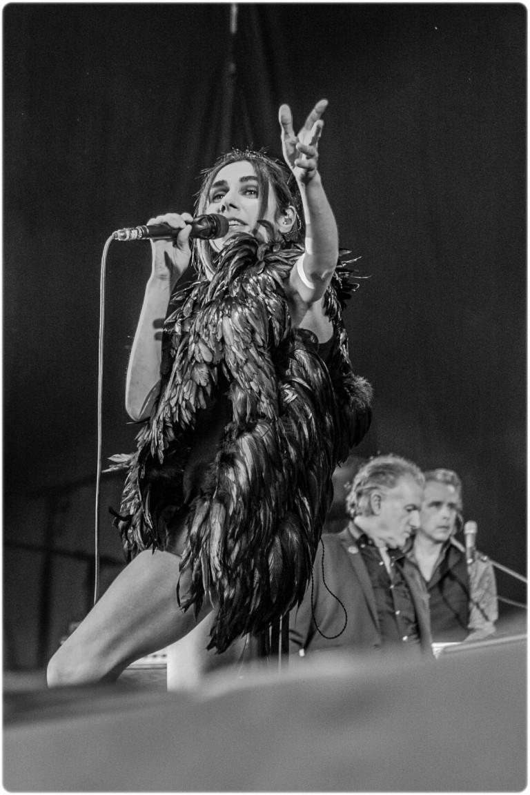 PJ Harvey / Off Festival / fot. Natalia Kaniak