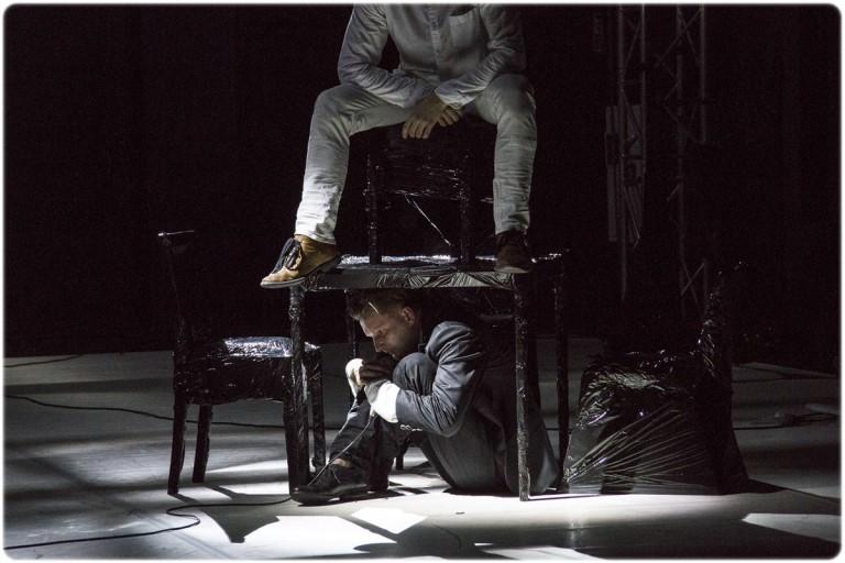 Fot. Aleksander Joachimiak / © Teatr ROZBARK